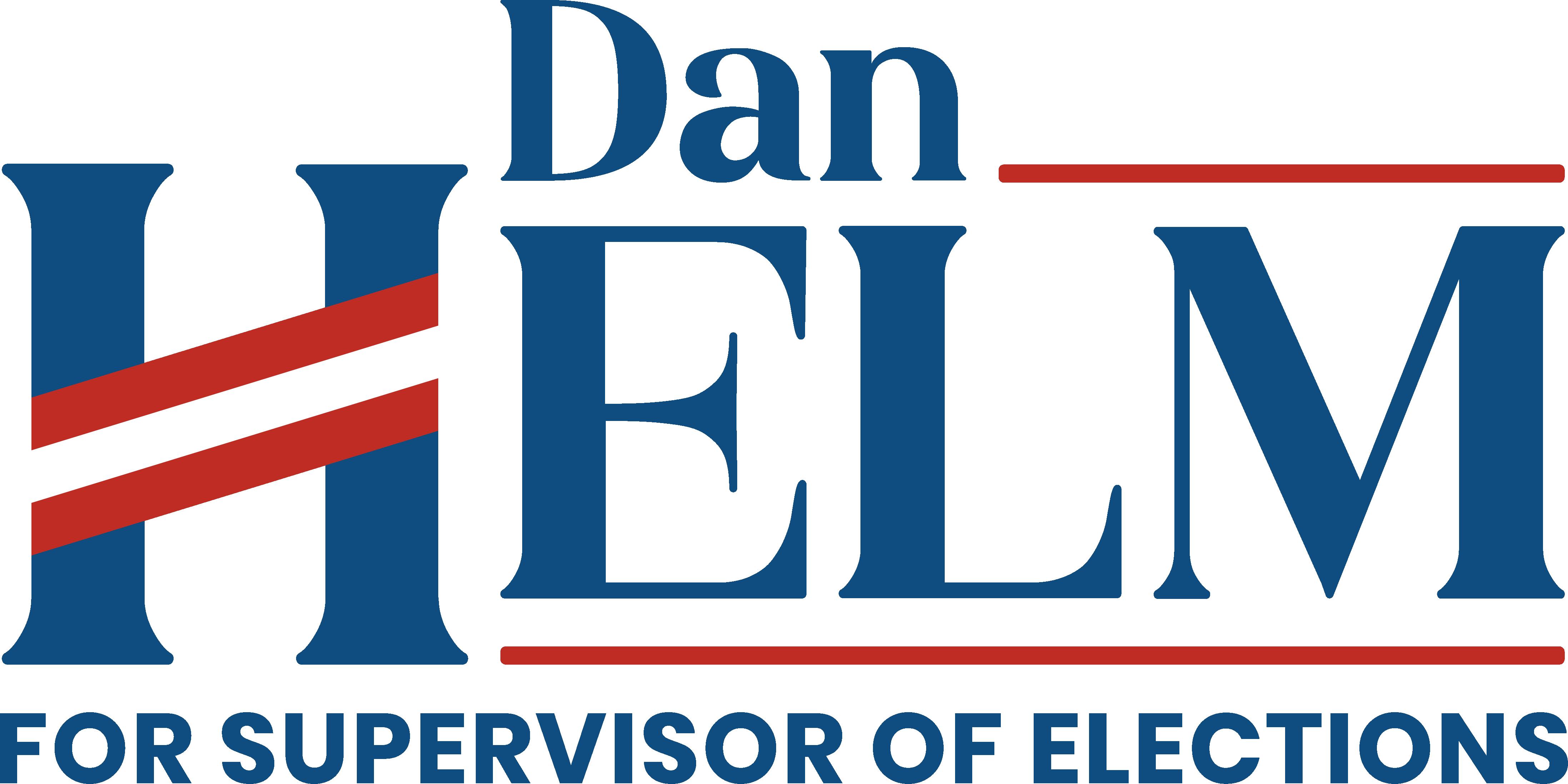 Vote Dan Helm
